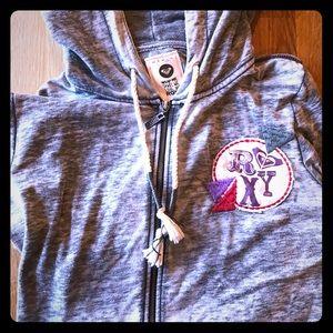 Roxy zipper hoodie